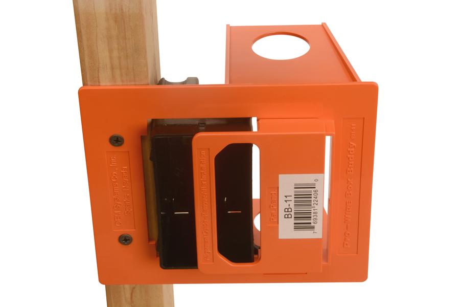 Low Voltage 1 Gang Mounting Ring Box Buddy Bb 11 Oem