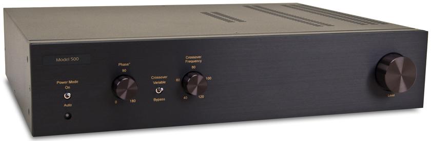 500 Watt Subwoofer Amplifier Model 500 Oem