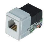 Pro-Wire RJ-11 Punch Down Connector - X-RJ11 - Thumbnail