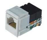 Pro-Wire RJ-45 Punch Down Connector - X-RJ45 - Thumbnail