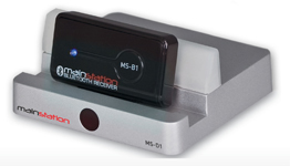 Mainstation In Wall Audio Bluetooth Receiver - MS-B1 - With Dock