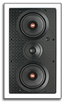 In-Wall Speakers, 2 way, center channel, 5-1/4 inch - A-LCRS - Thumbnail