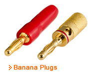 Pro-Wire Banana Plugs - Thumbnail