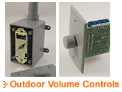 Pro-Wire Outdoor Volume Controls - Thumbnail