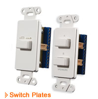 Pro-Wire Switch Plates - Thumbnail