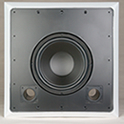 In-Wall 10 inch Stud Woofer - SE-10SW & SE-10SWD - Detail 1