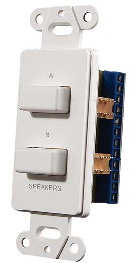Speaker Selector Switch Pro Wire Iw 303 Oem